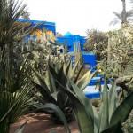 Jardin Majorelle Blue House