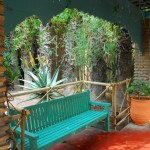 Jardin Majorelle Couch
