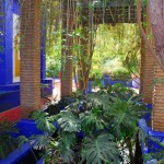 Jardin Majorelle Small Pond