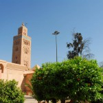 Les Jardins De La Koutoubia and a orange treea