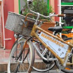 Marrakech City Bamboo Bike