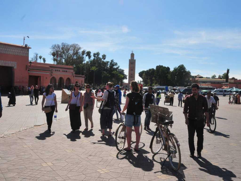 Biking in Marrakech • Biking in Marrakech e4a06bd4d